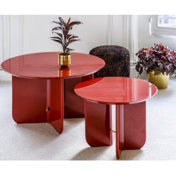Tables basses Be Good RED EDITION