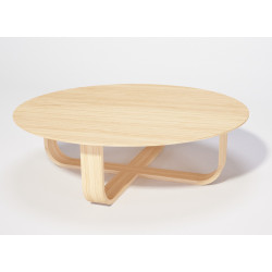 Table basse Luge DASRAS
