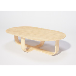 Table basse oblongue Luge DASRAS