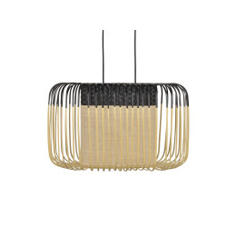 Suspension Bamboo Oval Arik Levy FORESTIER