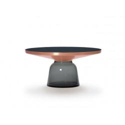 Table basse Bell édition spéciale cuivre