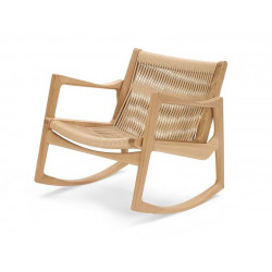 Rocking-chair Euvira CLASSICON