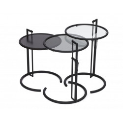 Table d'appoint Adjustable E 1027 Eileen Gray ClassiCon