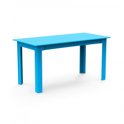 Tables de repas rectangulaires Fresh Air LOLL DESIGNS