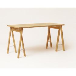 Plateaux de table Linear 125 cm chêne huilé