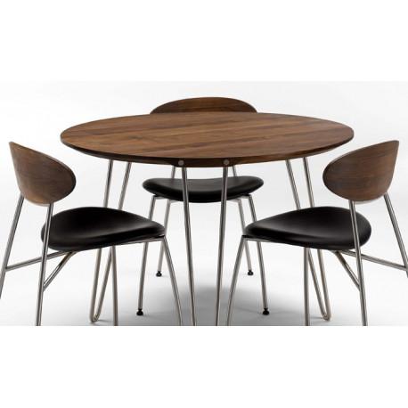 Table ronde extensible Zen 120 cm NAVER